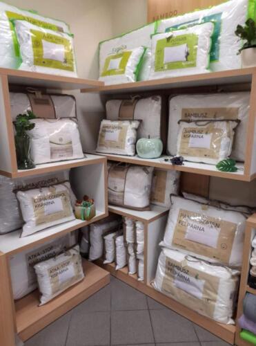Lakástextil termékek